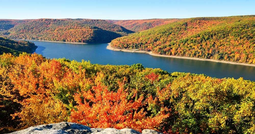 Eriesee / Allegheny National Forest
