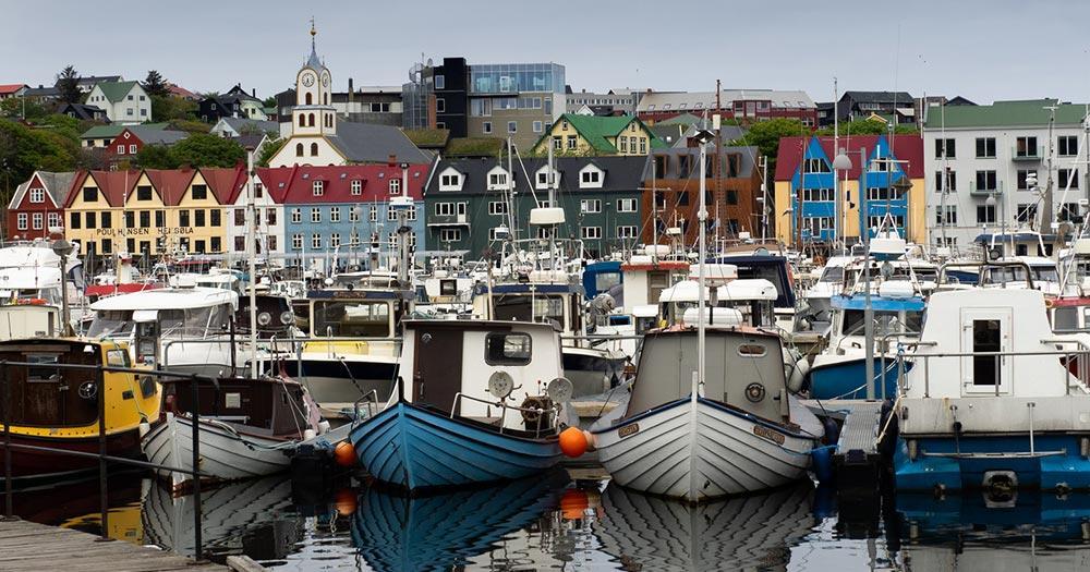Färöer Inseln / Tórshavn