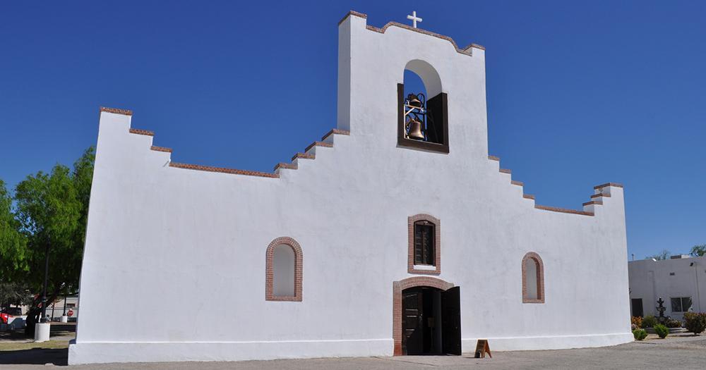 El Paso / Socorro Mission in El Paso