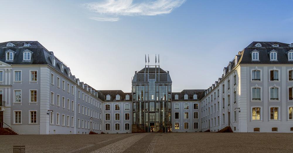 Saarbrücken / Schloss Saarbrücken