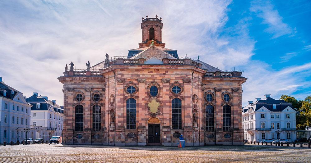 Saarbrücken / Saarbrücken Ludwigskirche