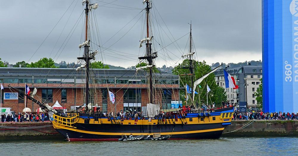 Rouen / Armada Rouen