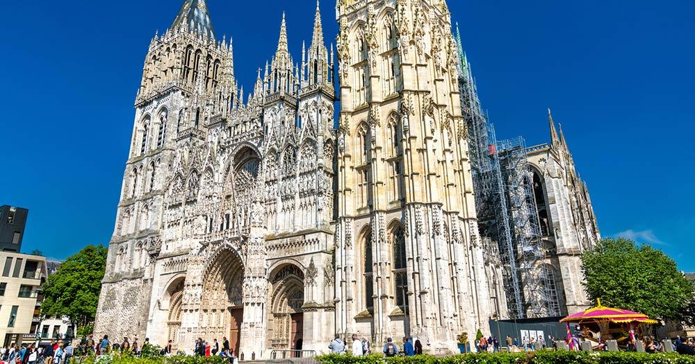 Rouen / Cathedral Notre Dame