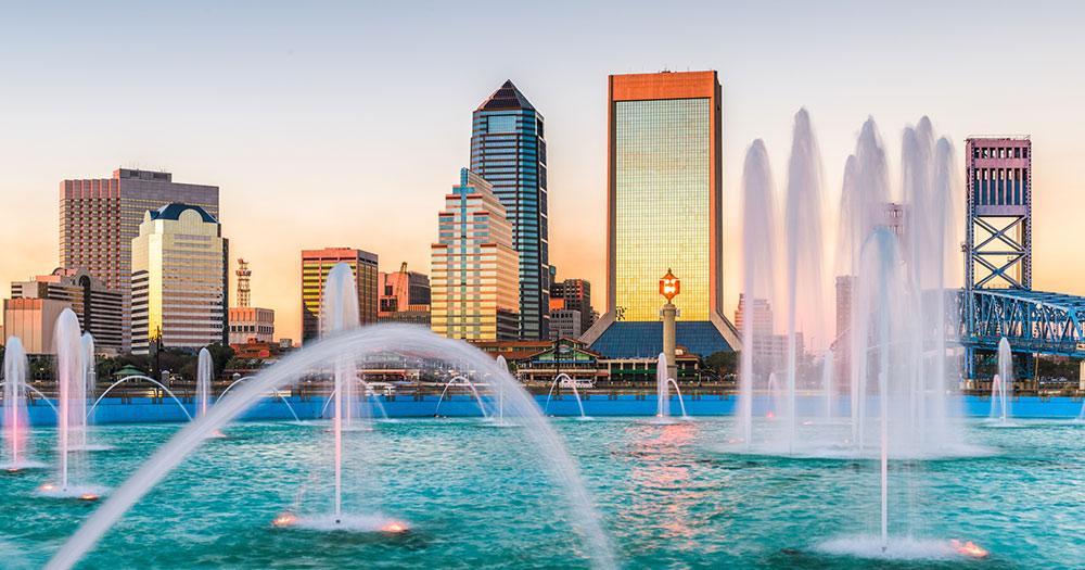 Jacksonville / Jacksonville in Florida