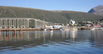 Tromso / Panoramablick von Tromso
