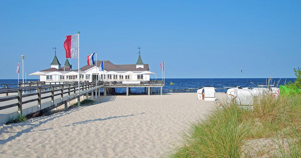 Usedom / Ahlbeck in Usedom