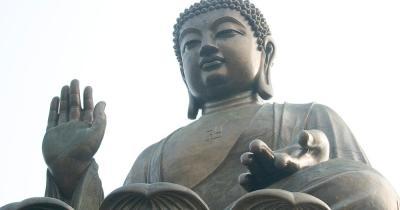Po Lin Kloster / Buddha Milefo