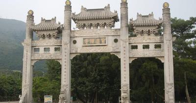 Po Lin Kloster / Po Lin Kloster