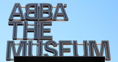 ABBA The Museum / der Eingang von ABBA The Museum