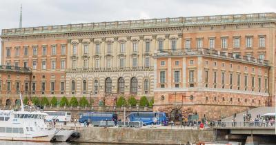 Stockholmer Schloss / das Stockholmer Schloss