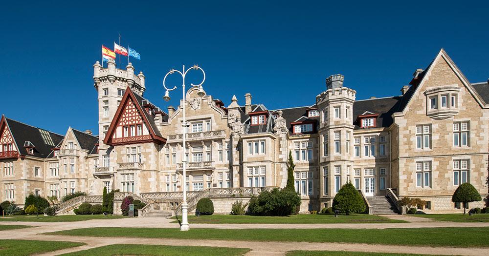 Santander / Magdalena palace in Santander