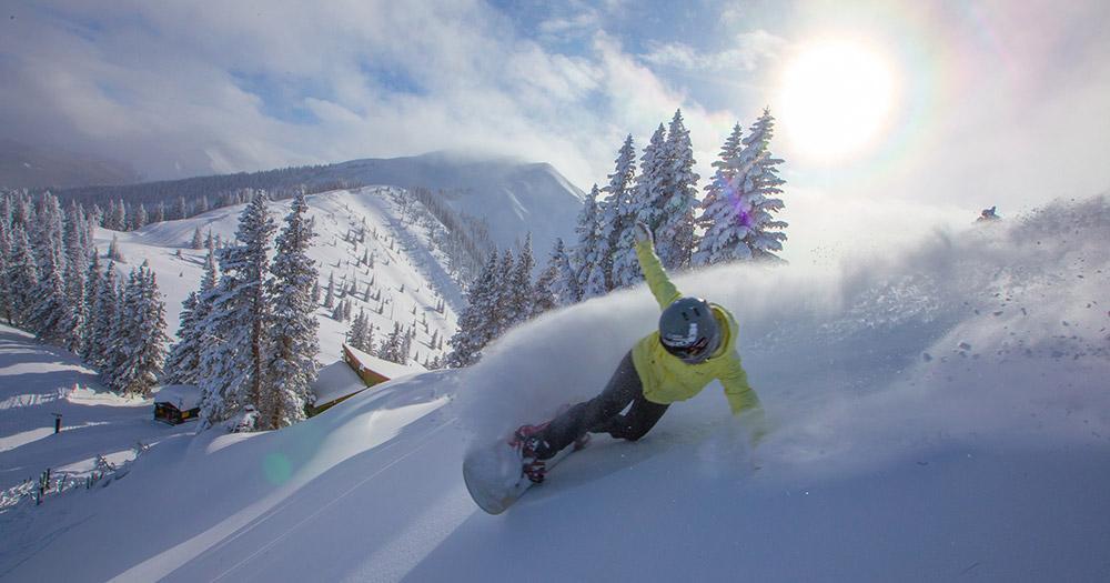 Aspen - Snowboardaction