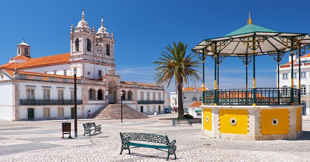 Nazaré / Nazaré in Portugal