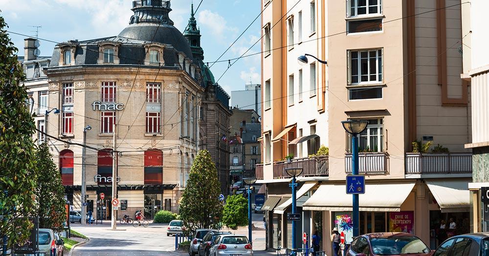 Limoges / Limoges in Frankreich