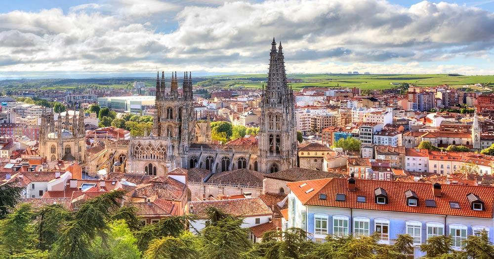 Burgos - Kathedrale