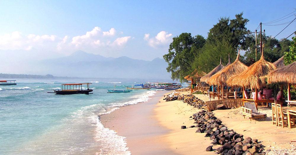 Lombok - Lombok in Indonesien