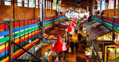 ByWard Market / der ByWard Market in Ottawa