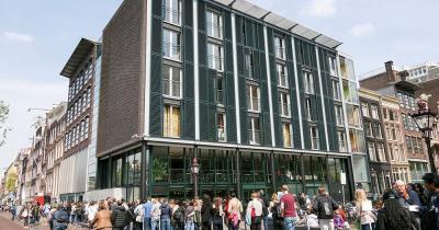 Anne Frank Haus / das Anne Frank Haus
