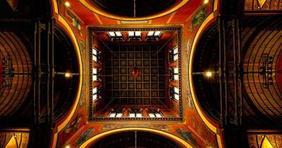 Trinity Church Boston / das Innere der Kirche