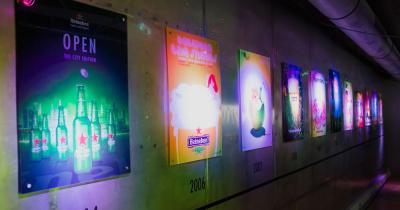 Heineken Experience - Poster Galerie