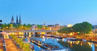 Prinsengracht / Amsterdam, Westerdok