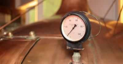Brauereimuseum Dortmund - Manometer