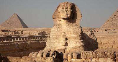 Große Sphinx von Gizeh - Große Sphinx von Gizeh