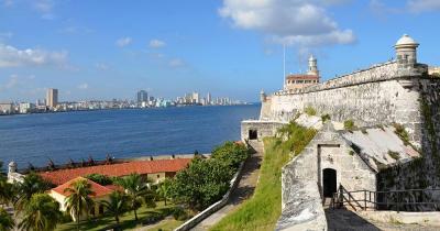 Castillo de los Tres Reyes de Morro  - ein Bild von Havanna, dass auf der Castillo de los Tres Reyes de Morro aufgenommen wurde