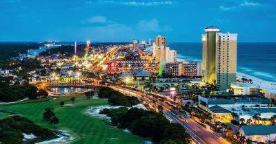 Panama - Panoramabild von Panama