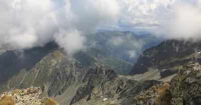Vulkan Baru - der Vulkan Baru