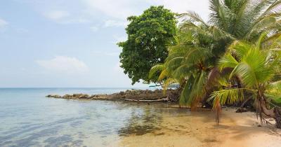 Isla Iguana - Sandstrand in Isla Iguana