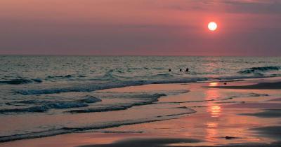 Isla Iguana - der schöne Strand in Isla Iguana