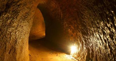 Tunnel von Cu Chi - Tunnel von Cu Chi