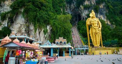Batu-Höhlen - Batu Höhlen Tempel, Kuala Lumpur