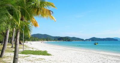 Langkawi - Cenang Beach in Langkawi