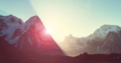 Himalaya Gebirge - das Himalaya Gebirge