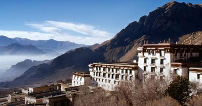 Lhasa  - Drepung Kloster, Tibet