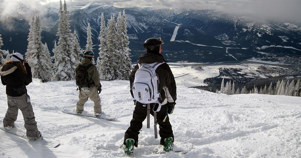 Revelstoke Mountain Resort - Snowboard Paradies
