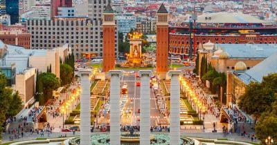 Barcelona - Magic Fontain