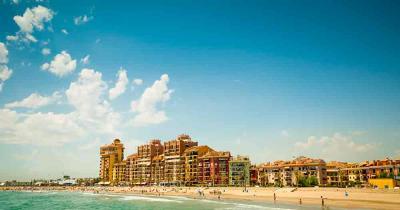 Valencia - Strand