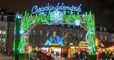 Christkindelsmärik - Weihnachtsmarkt in Straßbourg