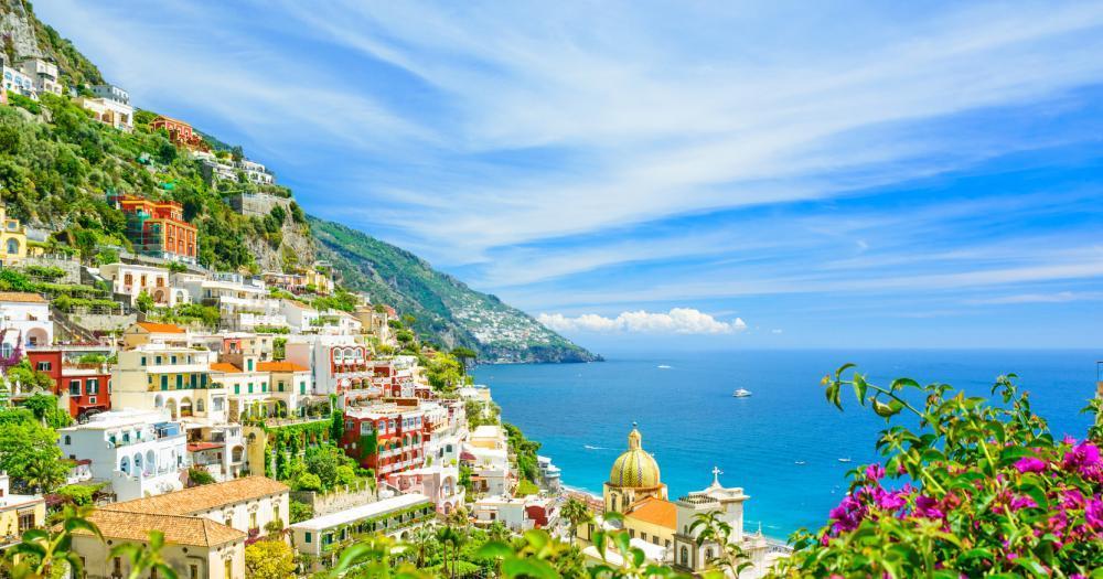 Naples - View of the landscape