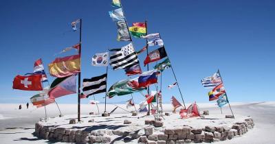 Salar de Uyuni - Der größte Salzteich auf der Welt
