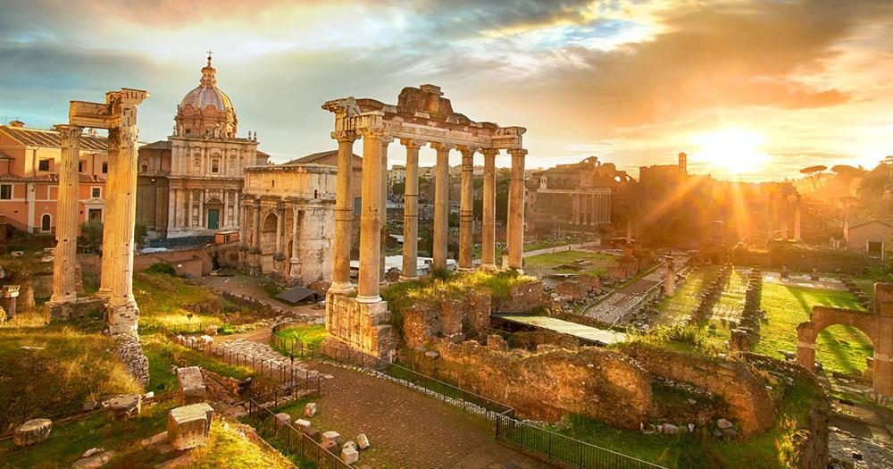 Rom - Antike Bauwerke