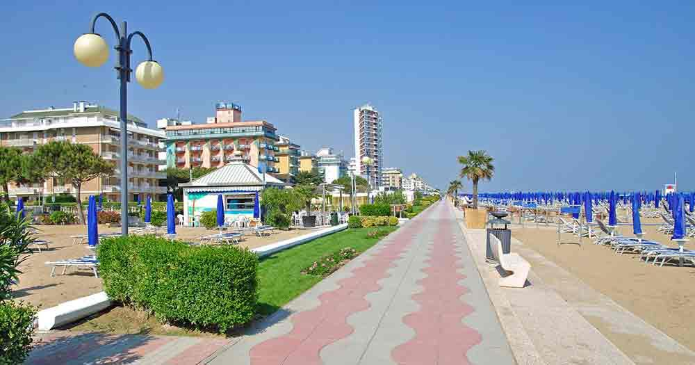 Adria - Standpromenade