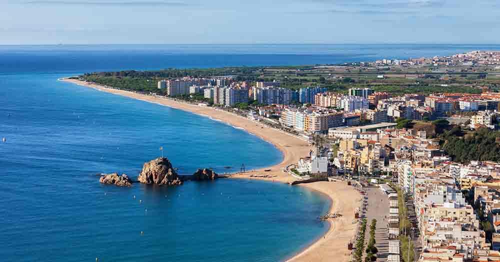 Costa Brava - Meer und Strand