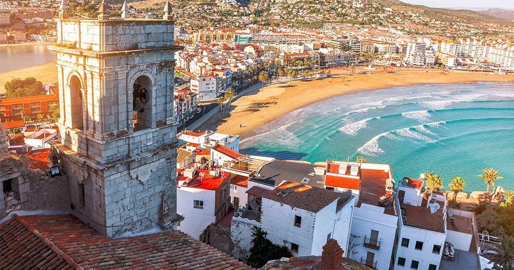 Costa Blanca - der traumhafte Strand von Valencia