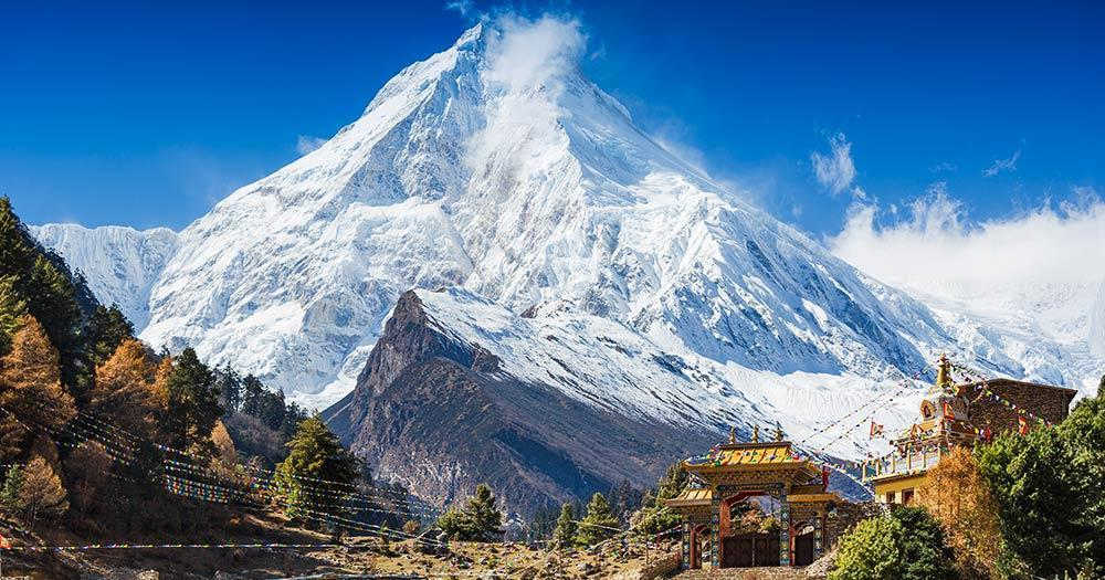 Die heißen Quellen von Yambajan - Himalaya