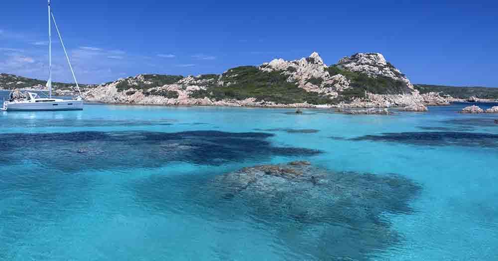Sardinien - Insel la Maddalena