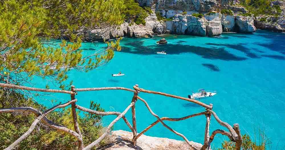 Menorca - Meer